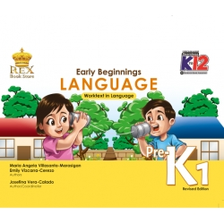 Early Beginning Language Pre-K1 Work Text`19