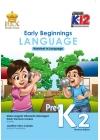 Early Beginning Language Pre-K2 Worktext`19