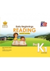 Early Beginning Reading Pre-K1 Work Text`19