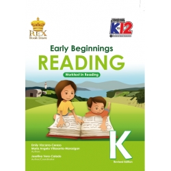 Early Beginning Reading K Work Text`19