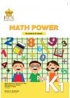 Math Power Pre Kinder 1 Work Text ` 2018