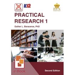 Practical Research 1 [E-Book : E-Pub] Second Edition