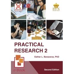 Practical Research 2 [E-Book : PDF] Second Edition