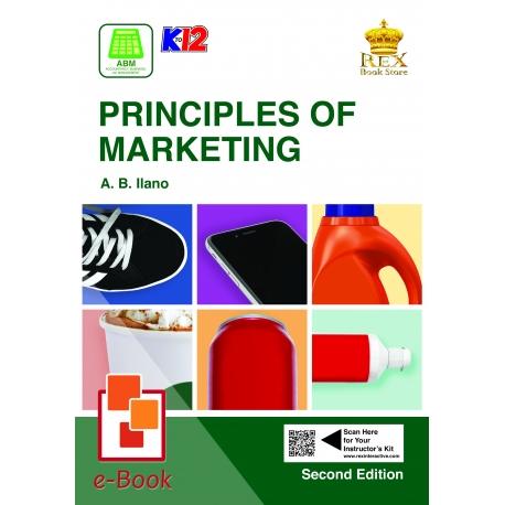 Principles of Marketing [E-Book : E-Pub] Second Edition