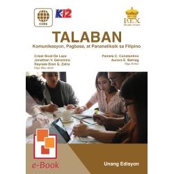 TALABAN [E-Book : PDF] Unang Edisyon