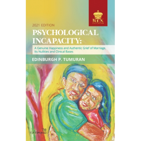 Psychological Incapacity (2021 Edition) Paper Bound