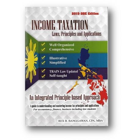 Income Taxation 2019