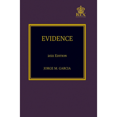 Evidence (2021 Edition) Paper Bound