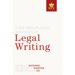 A Multidisciplinary Approach to Legal Writing (2021 Edition) Paper Bound