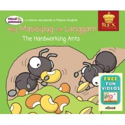 Hello Animals The Hardworking Ants [E-Books : E-PUB] 2019 Edition