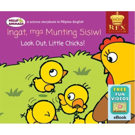 Hello Animals Look Out Little Chicks [E-Books) (EPUB) 2019 Edition