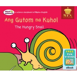 Hello Animals The Hungry Snail [E-Books: E-PUB] 2019 Edition
