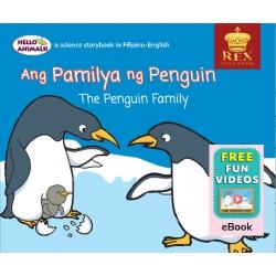 Hello Animals The Penguin Family [E-Books: E-PUB] 2019 Edition