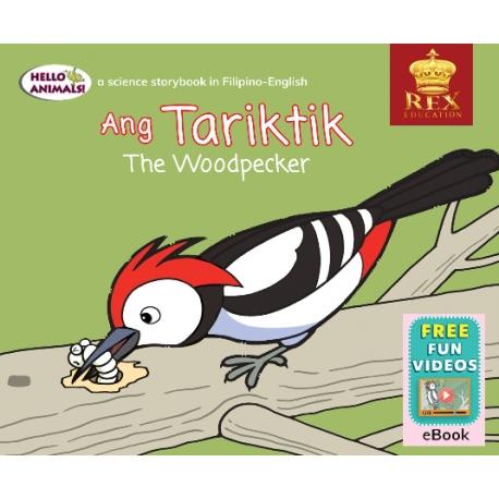 Hello Animals The Woodpecker [E-Books: E-PUB] 2019 Edition