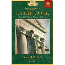 Everyone's Labor Code (2021 Edition) Paper Bound