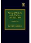 Agrarian Law and Social Legislation (2021 Edition) Cloth Bound