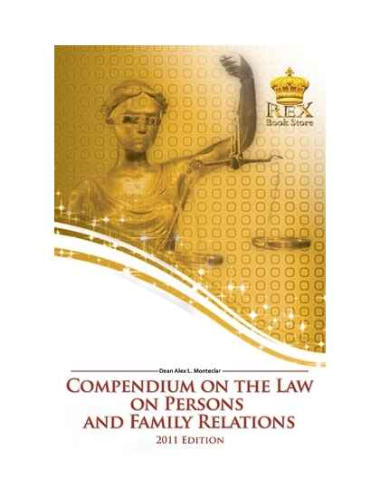 Compendium on the Law on Persons and Family Relations