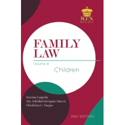 Family Law Volume III (2021 Edition) Cloth Bound