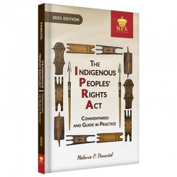 The Indigenous Peoples' Rights Act (2021 Edition) Paper Bound
