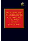 Special Penal Laws of the Philippines (2021 Edition) Cloth Bound