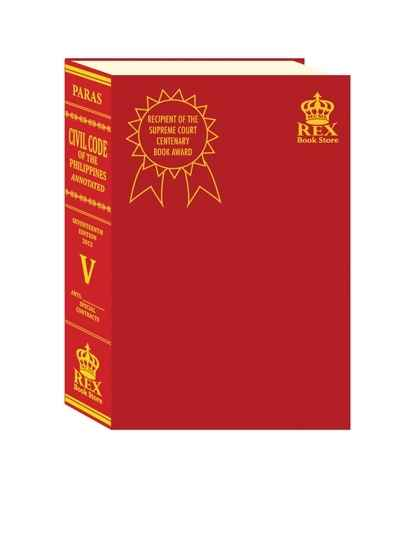 Civil Code Volume V (Special Contracts)
