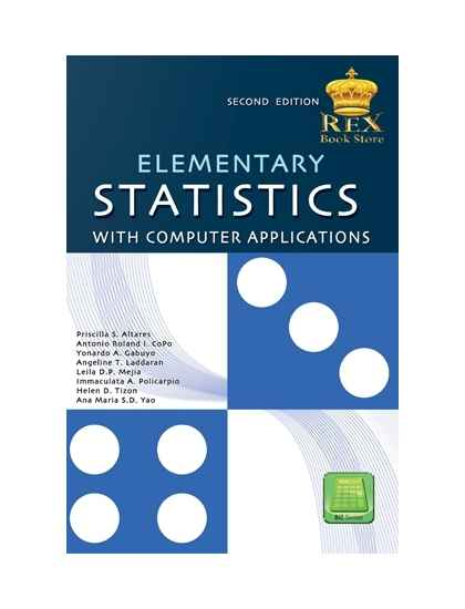 Elementary Statistics with Computer Applications