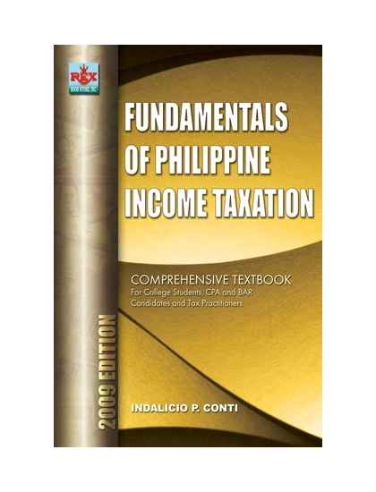 Fundamentals of Philippine Income Taxation