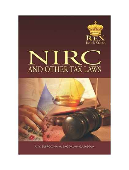 NIRC and other Tax Laws