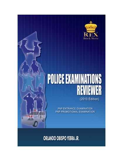 Police Examinatons Reviewer