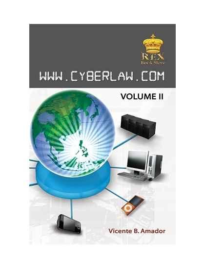 www.CyberLaw.Com Vol. II
