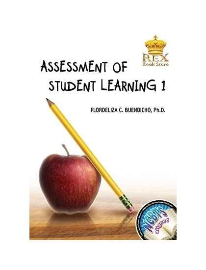 Assessment of Student Learning I