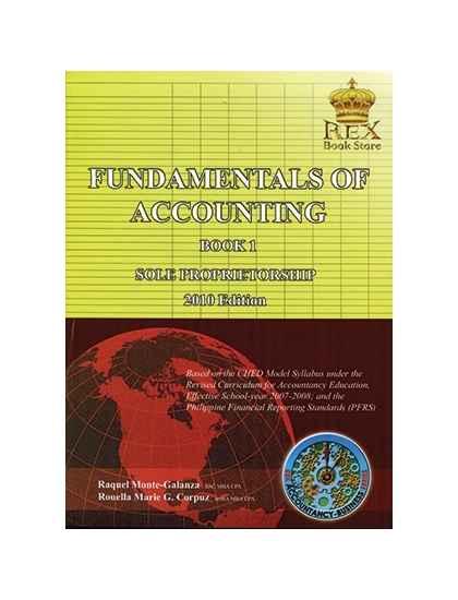 Fundamentals of Accounting Book 1