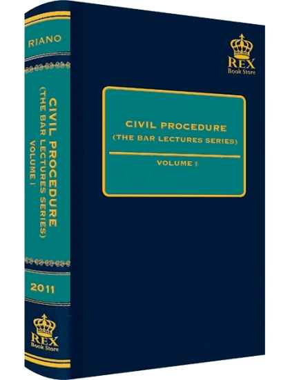 Civil Procedure Vol. I