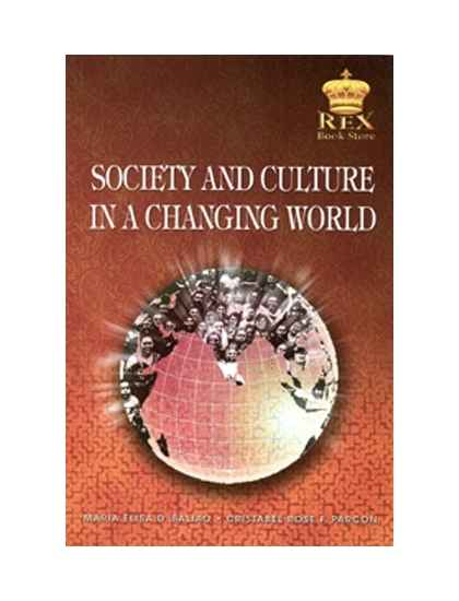 Society and Culture in a Challenging World