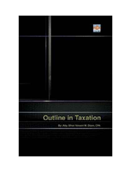 Outline on Taxation