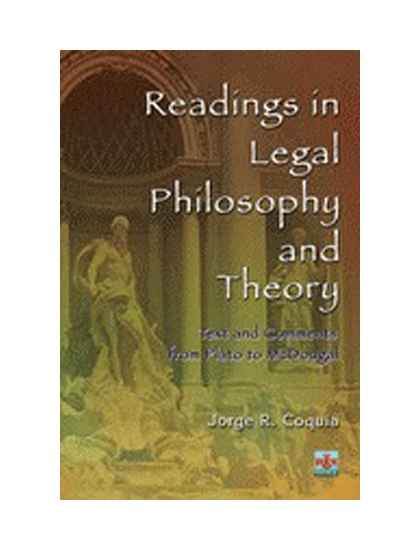 Readings in Legal Philosophy