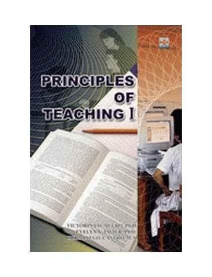 Principles of Teaching I