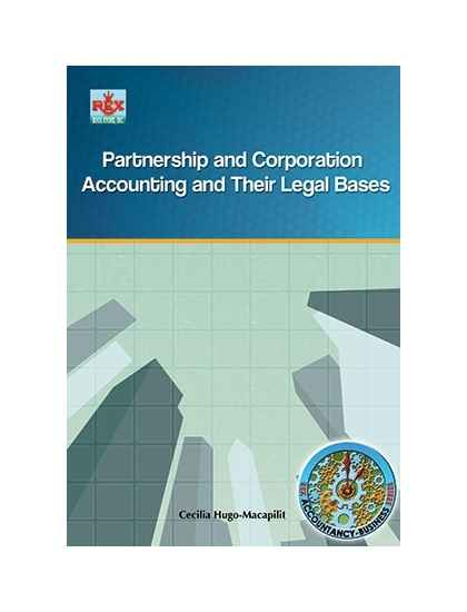 Partnership and Corporation Accounting and Their Legal Bases